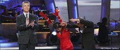 DWTS Season 10 Spring 2010 Nicole Scherzinger and Derek Hough