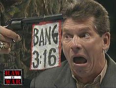 Wwe Steve Austin, Austin Wwe, Wrestling Quotes, Watch Wrestling, Texas Rattlesnake, Big Drama, Vince Mcmahon, Stone Cold Steve, Wrestling Superstars