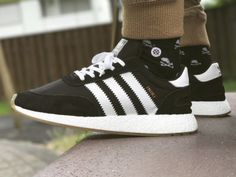 Adidas Iniki Runner Boost - Black/Gum - 2017 (by Christian Müller)