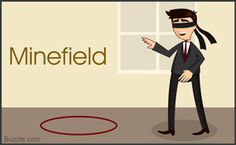 Team Building Activities for the Workplace - Mine Field