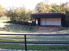 Dogwood Dell, Byrd Park. Many great memories of going with my Mom to see the Ballet and concerts.