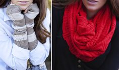 Just $10: Adorable Scarves & Arm Warmers for Winter - http://extremecouponprofessors.net/2013/11/just-10-adorable-scarves-arm-warmers-winter/