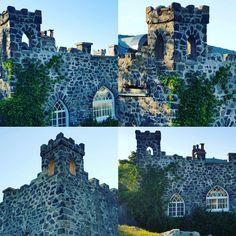 Hershoff Castle in Marblehead MA