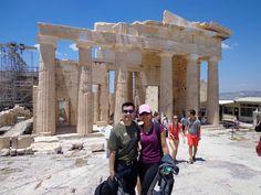 Greece: acropolis agora