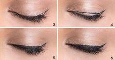 Cómo hacer el eyeliner correctamente, ¡no os lo perdáis!