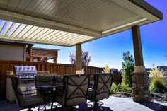 This opening roof opens and closes with the touch of a button for the best of both worlds. Click for more photos!