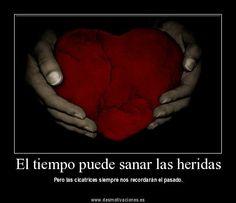 como sanar un corazon roto
