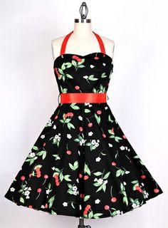 Cute Rockabilly Dress