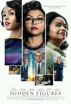 Hidden Figures (2016) movie poster - Google Search