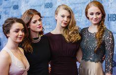 the beautiful women of GoT