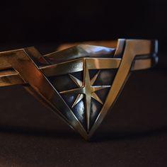 Dazzling Wonder Woman DIY Shows How to Make Your Own Brass Tiara