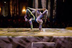 cirque du soleil, fantasy, and contortionist image