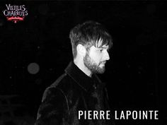 PIERRE LAPOINTE / Vendredi 17 juillet / Scène Glenmor