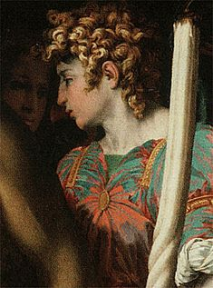 Le Christ mort, Rosso Fiorentino, Boston, Museum of Fine Arts Italian Art, Renaissance Art, Museum Of Fine Arts, Beautiful Paintings, Contemporary Art, Dreadlocks, Hair Styles, Artworks, Beauty