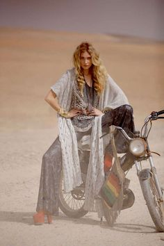 The '70s' Chapter of Free People 'Through the Decades'