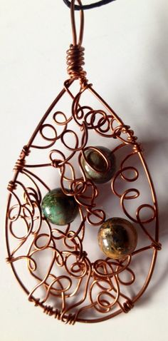 Copper Love on Etsy, $30.00 CAD