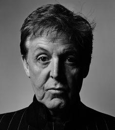 Paul McCartney   Paul McCartney a mil por hora!
