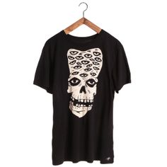 20 Eyes Men's T-Shirt By Iron Fist 100% Cotton. Alternative Clothing