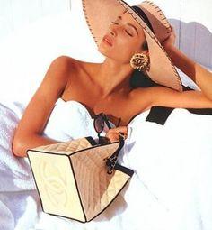 Chanel/love the purse