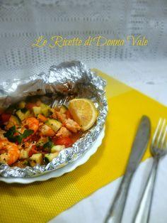 Le ricette di Donna Vale: CARTOCCIO DI PESCE #italianfood