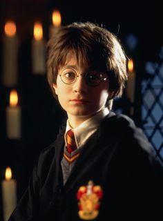 2001 | 23 Photos Of Daniel Radcliffe Growing Up Before Our Eyes