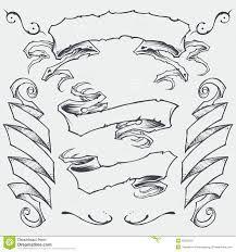 Resultado de imagem para fitas de nomes tattoo