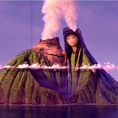 This Pixar short made me jealous of volcanos... Volcanos... Pixar works their magic again :P