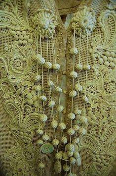 Irish crochet &: Старинное ирландское кружево 2
