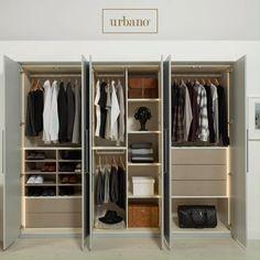 Wardrobe Furniture, Wardrobe Design Bedroom, Room Design Bedroom, Bedroom Furniture Design, Bedroom Wardrobe, Small Wardrobe, Modern Wardrobe, Bedroom Closets, Double Wardrobe