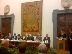 Si comincia! Presentazione #RomaOstia 40ma edizione.