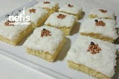 How to make Cotton Field Cake Recipe? Pam in people's book … How to make Cotton Field Cake Recipe? Pam in people's book … Best Rice Recipe, Rice Recipes, Cooking Recipes, Cheesecake Brownies, New Cake, Turkish Recipes, I Foods, Vanilla Cake, Chocolate Cake