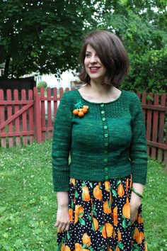 Piney Audrey in Unst by Heather Beckley | Project | Knitting / Cardigans & Sweaters | Kollabora