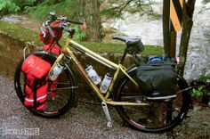 Lounging in the Laurel Highlands | Bicycle Times Magazine
