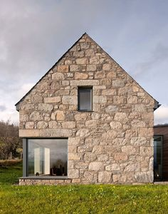 Inspiring Old Cottage Rehabilitation in Scotland: The Torispardon Project - http://freshome.com/inspiring-old-cottage-rehabilitation-in-scotland-the-torispardon-project/