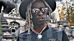 Young Thug! N.W.O rapper Young Thug, Types Of Music, Rapper, Sons, Captain Hat, Mens Sunglasses, My Son, Men's Sunglasses, Boys