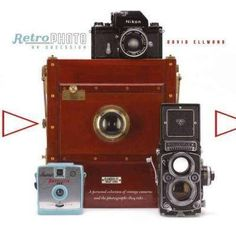 From the pinhole to the Pentax, this is a visual journey through the history of photography, highlighting some of the iconic cameras of the analog era. Appealing to those new to film photography as well as the seasoned professional wanting to explore new avenues, this beautiful