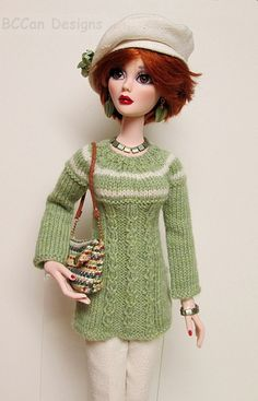 OOAK fashion for Ellowyne and Evie 206d | by bccan designs