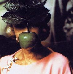 Extraordinary Photos From A 1972 Rothschild Surrealist Dinner Party