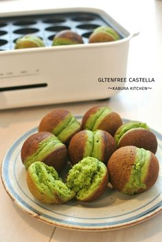 Pin on ac  スイーツ クッキング Best Sweets, Vegan Sweets, Sweets Recipes, Desserts, Healthy Cooking, Cooking Recipes, Donuts, Matcha Dessert, Japanese Sweets