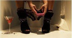 My future wife... #blackberry #bb #highheels #heels