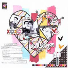 P.S i love you - Scrapbook.com