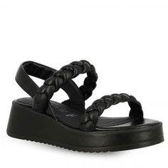 Γυναικεία Πέδιλα Tamaris 1-1-28034-36 001 Sandals, Boots, Fashion, Crotch Boots, Moda, Shoes Sandals, Fashion Styles, Shoe Boot, Fashion Illustrations
