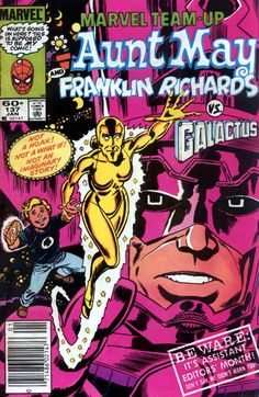The Marvel Comics of the 1980s — thebristolboard:   transmissionsgeekroom:  ...