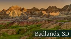 itinerary for Badlands, Wind Cave and Mount Rushmore trip