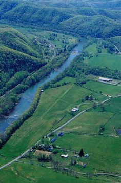 Greenbrier, West Virginia... Where my grandma was born and raised and her family still lives