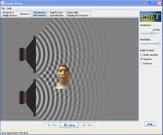 Simulation that lets you see sound waves