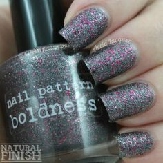 Nail Pattern Boldness Clairvoyant Visitor