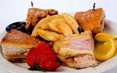 "Chompie's ""Mark's Monte Cristo Sandwich"""