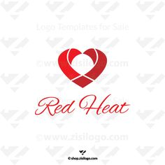 red-heart-logo-template-store-stock-zisilogo