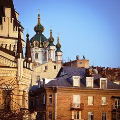 Kiev, Ukraine (by i.lavrovsky)